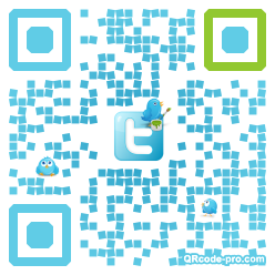 QR code with logo 11mL0