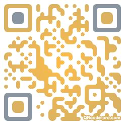QR code with logo 122Q0