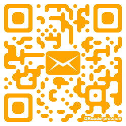 QR code with logo 125z0