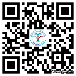 QR code with logo 127M0