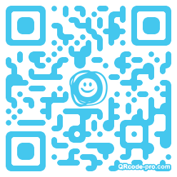 QR code with logo 12Ch0