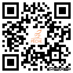 QR code with logo 12HW0