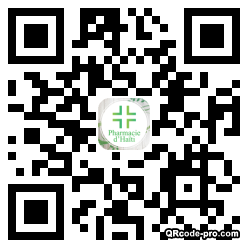 QR code with logo 12I00