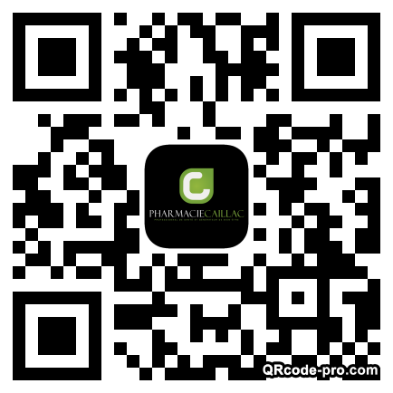 QR code with logo 12I10
