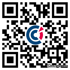 QR code with logo 12RR0