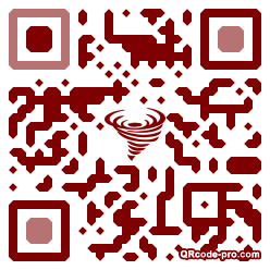 QR code with logo 12Wn0