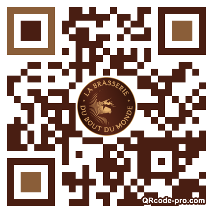 QR code with logo 12fH0