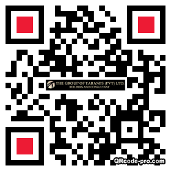 QR code with logo 12hm0