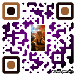 QR code with logo 12mJ0
