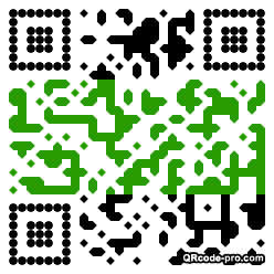 QR code with logo 12p90