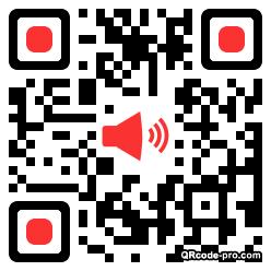QR code with logo 12po0
