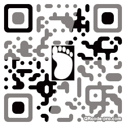 QR code with logo 12rO0