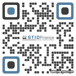 QR code with logo 12vt0