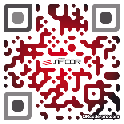 QR code with logo 12zq0