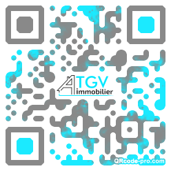 QR code with logo 130F0