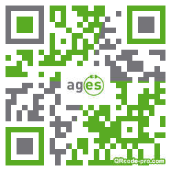 QR code with logo 13180
