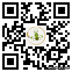 QR code with logo 132s0