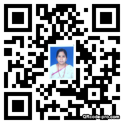 QR code with logo 13530