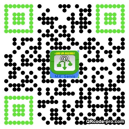 Diseño del Código QR 13AM0
