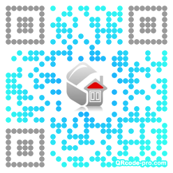 QR code with logo 13KG0