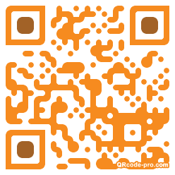 QR code with logo 13Ti0