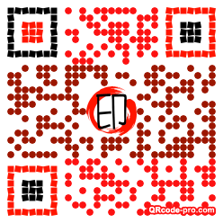 QR code with logo 13Yx0