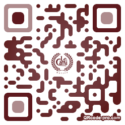 QR code with logo 13ca0