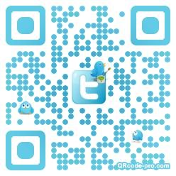 QR code with logo 13h20