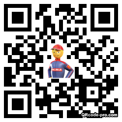 QR code with logo 13hs0