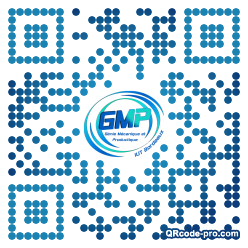 QR code with logo 13pM0