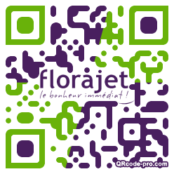 QR code with logo 13px0