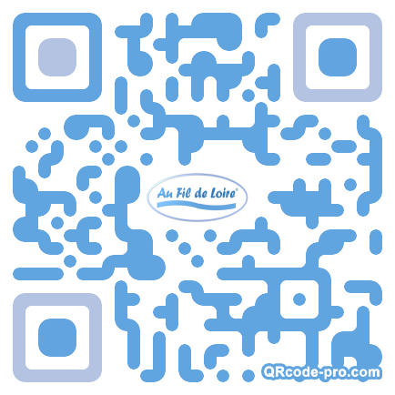 QR code with logo 13r90