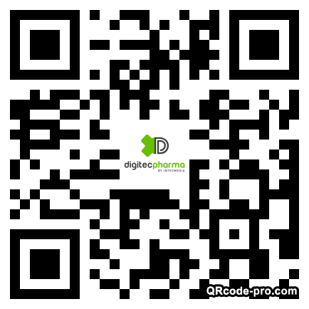 QR code with logo 13rZ0