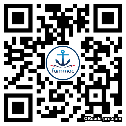 QR code with logo 13sY0