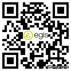 QR code with logo 13wo0