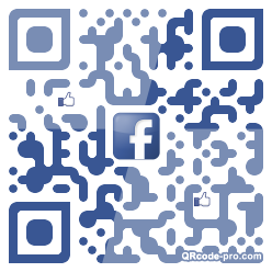QR code with logo 140H0