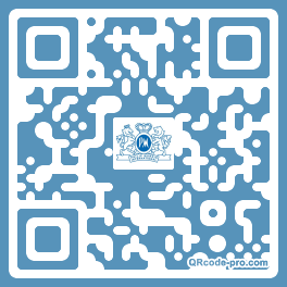 QR code with logo 14450