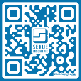QR code with logo 147g0