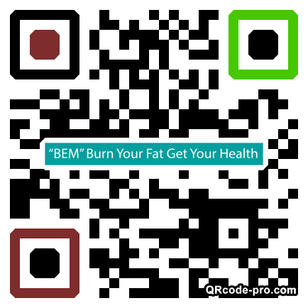QR code with logo 149T0