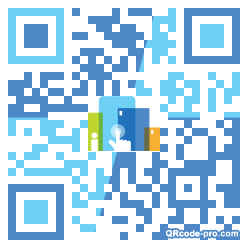 QR code with logo 14Jc0