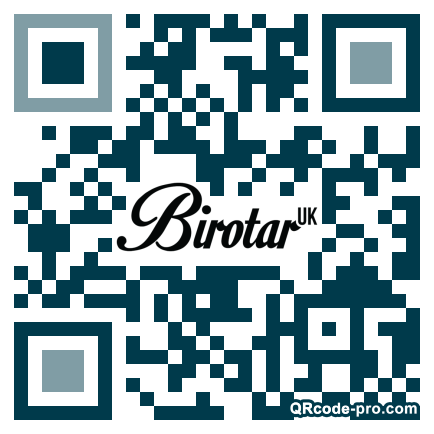 QR code with logo 14RC0