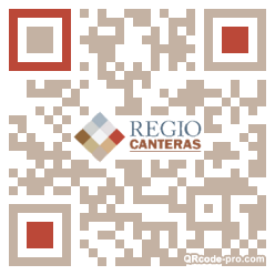 QR code with logo 14SN0