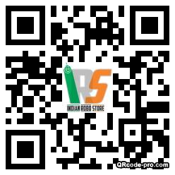 QR code with logo 14Yu0