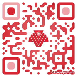QR code with logo 14dm0