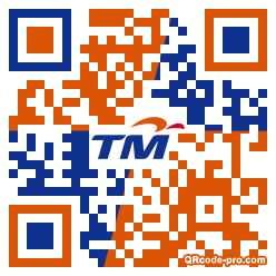 QR code with logo 14jY0