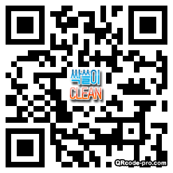 QR code with logo 14kb0