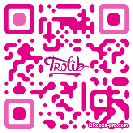 QR code with logo 14od0