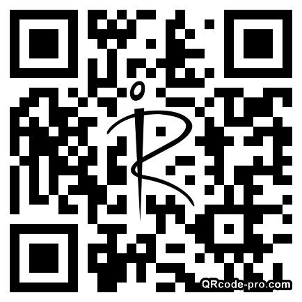 QR code with logo 14pT0