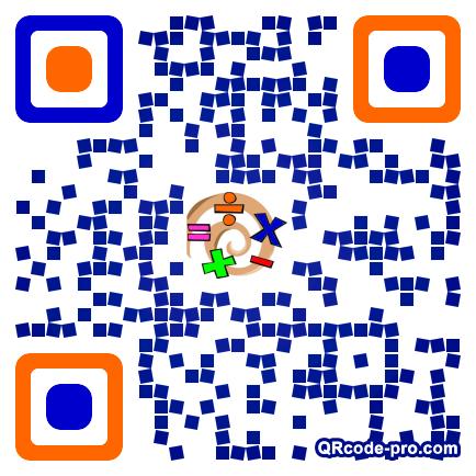 QR code with logo 14q60
