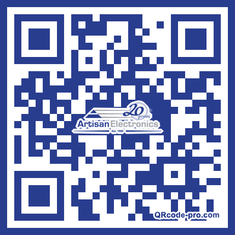 QR code with logo 14sD0